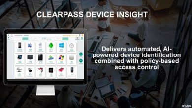 Aruba ClearPass Device Insight