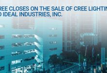 Cree Settles Sale
