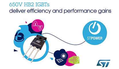 HB2 650V IGBT series