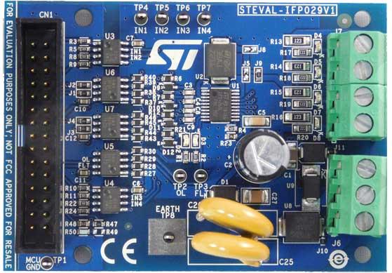 IPS4260L Reference Board (STEVAL-IFP029V1)