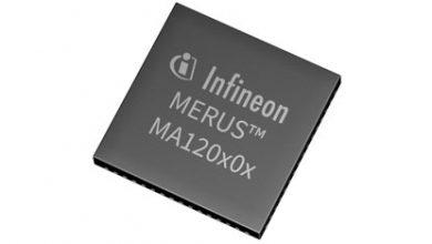 Infineon Technologies MERUS brand