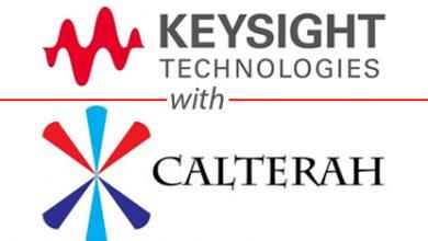 Keysight and Calterah