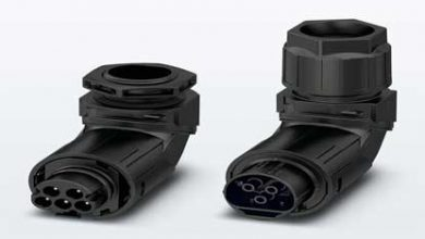 PRC series circular connectors