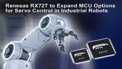 Renesas RX72T MCUs