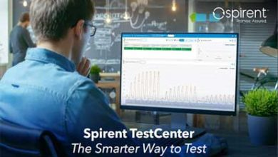 Spirent Test Center