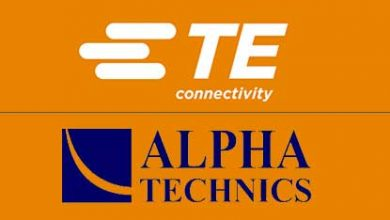TE Connectivity and Alpha Technics
