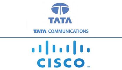 Tata Communications and Cisco