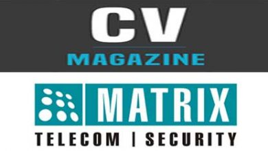 CV Magazine and Matrix