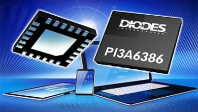 Diodes PI3A6386