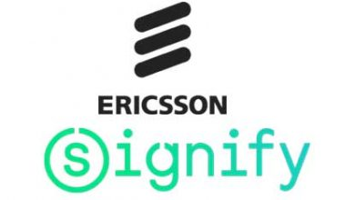 Ericsson and Signify