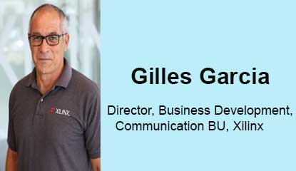 Gilles Garcia from Xilinx Unveils the Future of 5G and Their Expertise