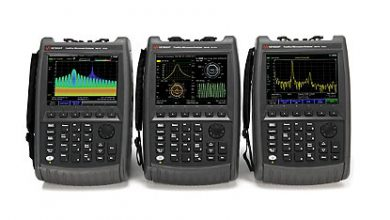 Keysight Next-Gen Handheld Microwave Analyzer