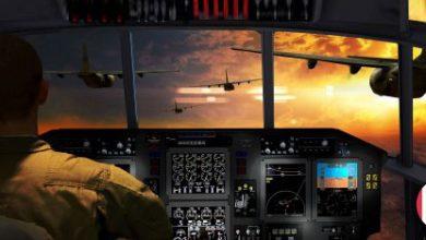 L3 Air Force C-130Hs