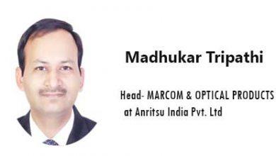 Madhukar Tripathi MARCOM & OPTICAL