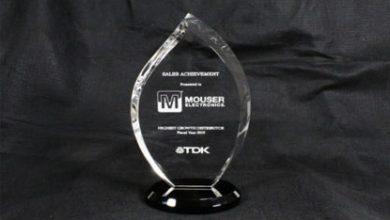 Top Sales Growth Award