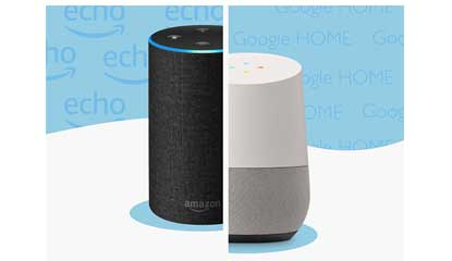 Amazon and Google Leading Smart Home Solution