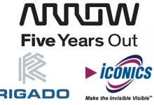 Arrow, Rigado and Iconics