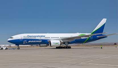 Demonstrator Flying