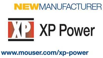 Mouser Electronics, XP Power