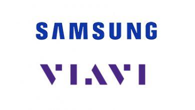 Samsung and viavi