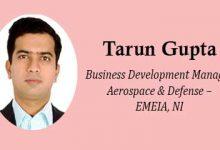 Tarun Gupta EMEIA, NI