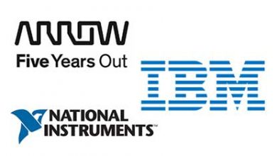 Arrow, IBM, and NI