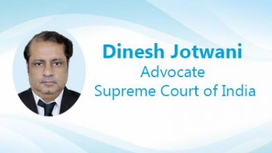 Dinesh Jotwani, Advocate, Supreme Court of India