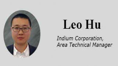 Indium Corporation's Leo Hu