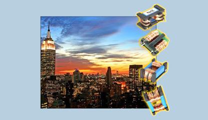 New Yorker Electronics Distributes
