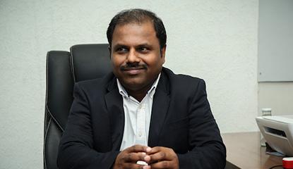 Padmanabha Shakthivelu