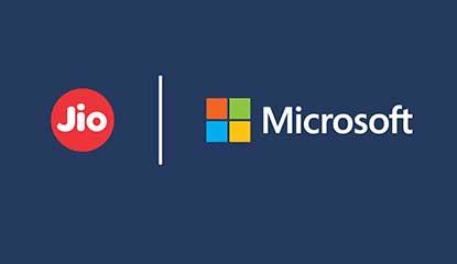 RJio Microsoft