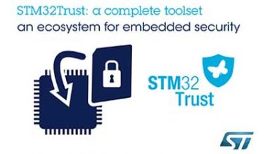 ST Launches STM32Trust