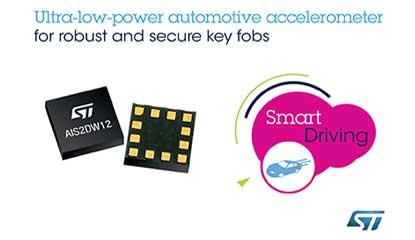 STMicroelectronicsAIS2DW12