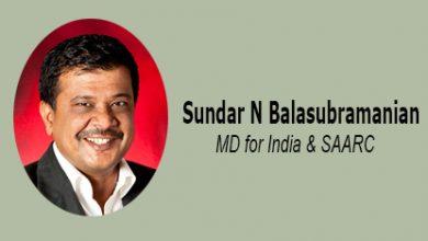 Sundar N Balasubramanian