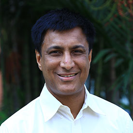 Girish Ramaswamy, Head of Engineering at Continental & Chairperson Person Organising Committee iTEC India