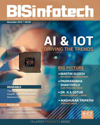 Bisinfotech November Magazine Cover