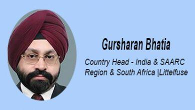 Gursharan Bhatia Littelfuse