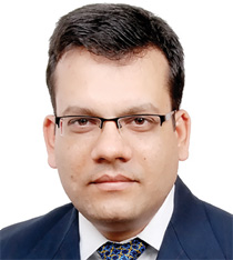 Lalit Agarwal, Sales head, South Asia Secure Issuance, HID Global
