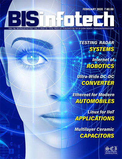 Bisinfotech Magazine February 2020 cover