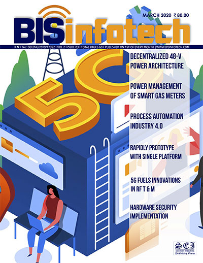 Bisinfotech Magazine cover March Issue 2020