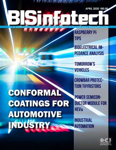 Bisinfotech Magazine cover April Issue 2020