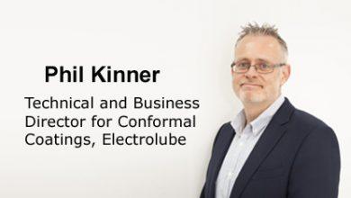 Phil Kinner Electrolube