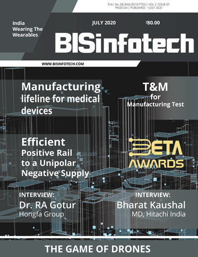 Bisinfotech Magazine cover july 2020 Issue