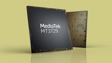 MediaTek's First Ultra-low Power 800GbE MACsec PHYs MT3729