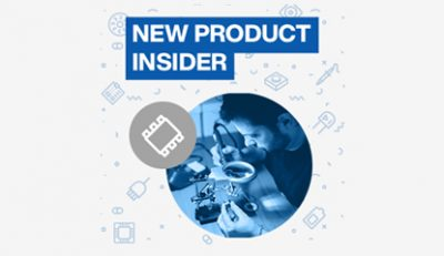 Mouser Electronics New Product Insider