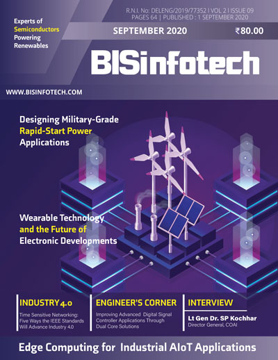 Bisinfotech Magazine Cover September current Issue 2020