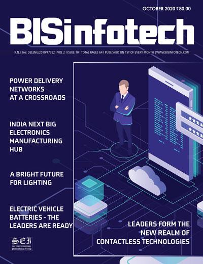 Bisinfotech Magazine cover October 2020