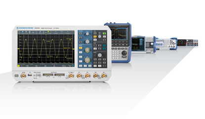Rohde & Schwarz Designs New Promotion Offering Complete Solutions