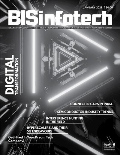 Bisinfotech Magazine cover January 2021
