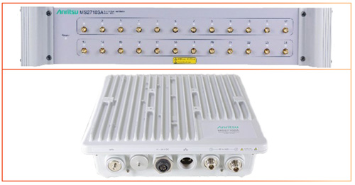 Spectrum monitoring systems